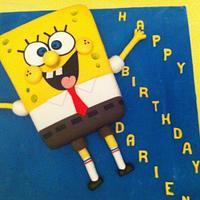 Spongebob by icedtouchcakes