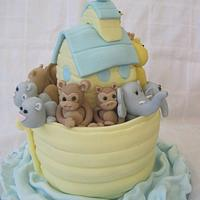 Noah's Ark  by Keeley Cakes