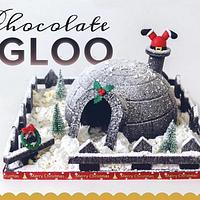 The Xmas Chocolate Igloo