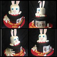 It's magic by Kirstie's cakes