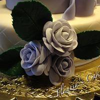 Gardenia cake by Claudia Consoli