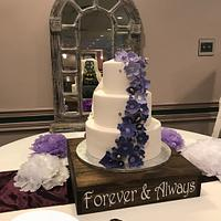 Ombre Wedding with a Super Surprise