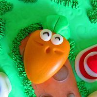 Carrot Fantasy Cake