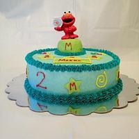 Elmo 2nd Birthday by Dawn Henderson