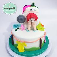 Torta Lavadora - Washing Machine cake