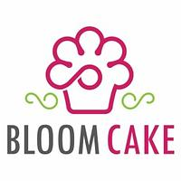 Bloom cake by rasha