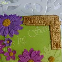 A quick Spring Birthday Cake by CakesbySasi