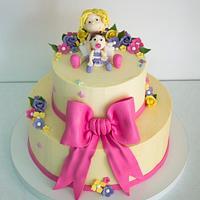 Baptize Cake