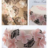 Valentino haute couture cake