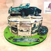 Triumph cake by Lilisab cake