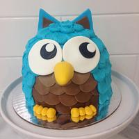 Owl Cakes (from the original creator)