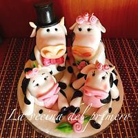 Familia vaca