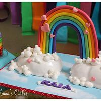 Kaia's Rainbow!