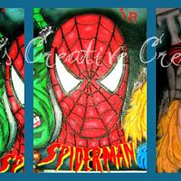HULK/THOR/SPIDERMAN