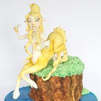 Sugar Myths & Fantasies Global Edition Collaboration - Female Centaur