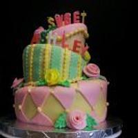 Sweet 16 Topsey Turvey
