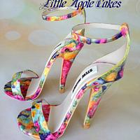 Springtime Sugar Sandals ~ From Inspiration ~ To creation