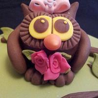 Baby Owl by Sam Belben