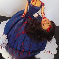 Decapitated Barbie