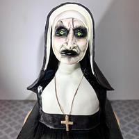The Nun cake