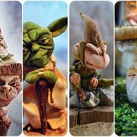 magic figurines