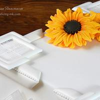 Sunflowers by Anastasia