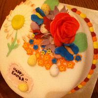 Gluten free Easter Cake