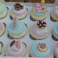 Miniature Cake Cupcakes