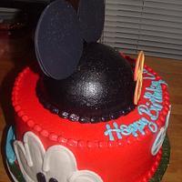 Liam's Mickey Mouse Club by Jennifer C.