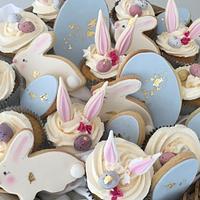 Easter Cookies & Cupcakes