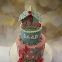 pip style cake