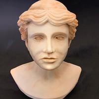 Greco Romano statue