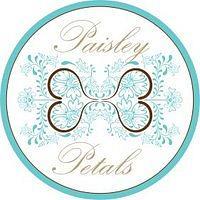 Paisley Petals Cakes