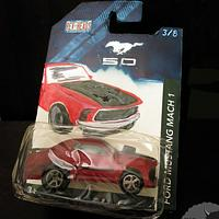 Mustang Mach 1 Toy Car
