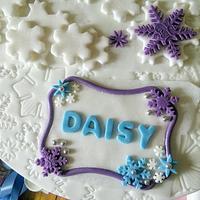 Frozen Cake ❄❄
