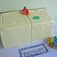 Granny Loves To Do Laundry