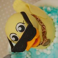Quackers !! by becky Jenkins