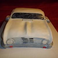 A Ford Falcon Car Cake!! by Bakemywaytoheaven