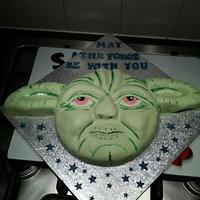 star wars yoda head