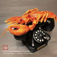 Dali in Sugar - Lobster Telephone