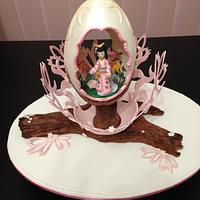 Sugar Egg Decoration