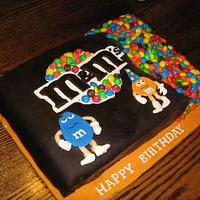 M&M by Cathy