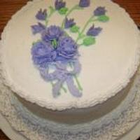 Spring Cake by Kathie