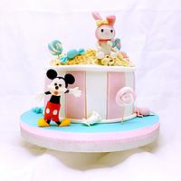 Mickey and my melody