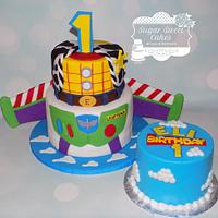 Toy Story 1st Bday