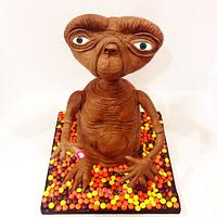 E.T. Cake!