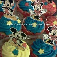 Mickey Mouse 1st Birthday by Suanne