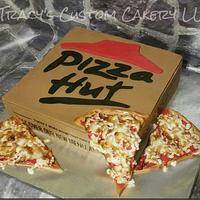 Pizza Hut Cake