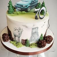 Hunter cake