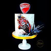Ducati cake